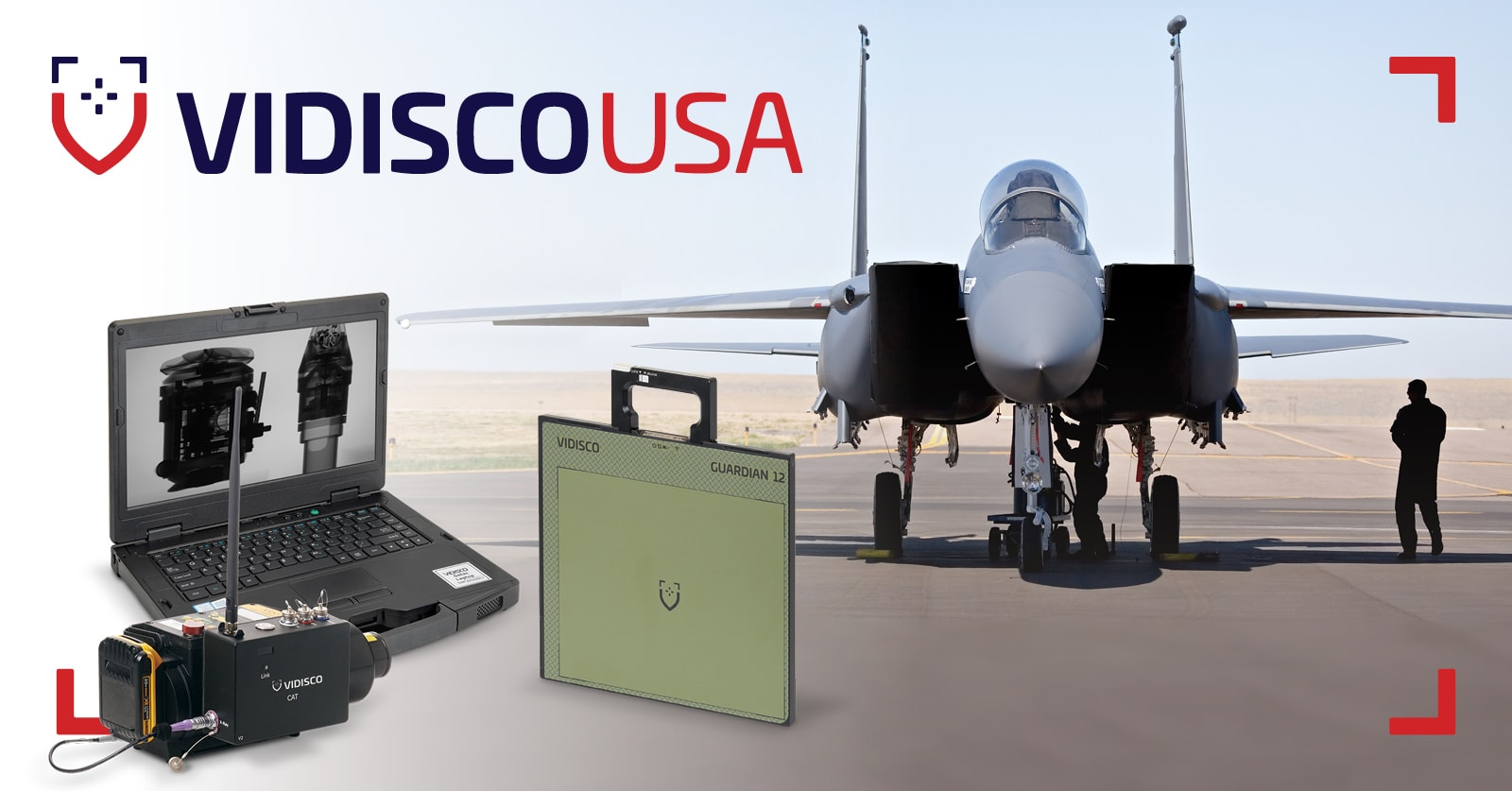 , The United States Air Force Awards M Contract to Vidisco USA