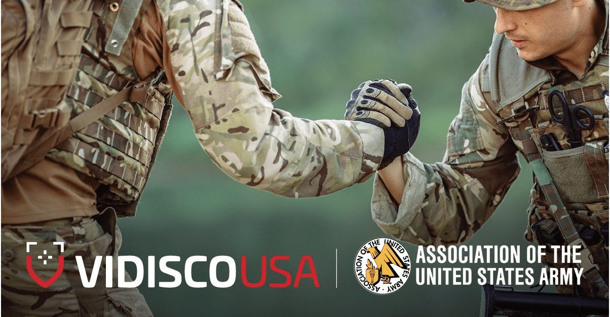 , Vidisco USA has been chosen National Partner of the Month by the AUSA