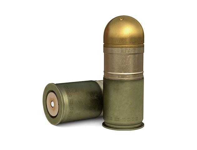 mm grenades