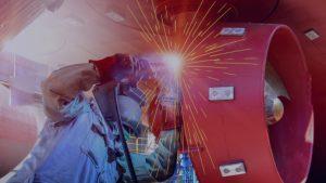 Shipyard ndt inspection