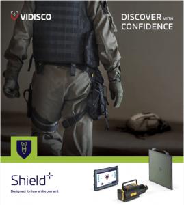SHIELD VIDI7 PORTABLE X-RAY DR SYSTEM
