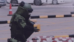 military police sapper