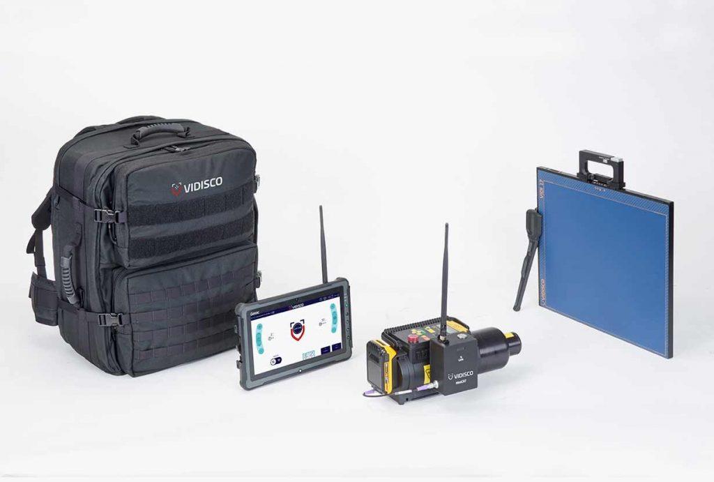 vidi17 Backpack wireless
